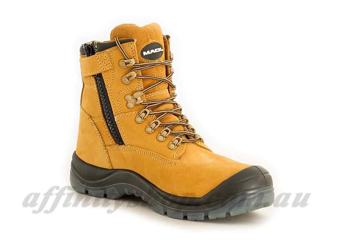mack boots blast work footwear safety boot mack mta footwear range