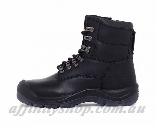 Mack Boots Blast Safety Footwear Work Boot Black