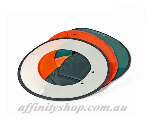 snap brim hard hat shade brim colours