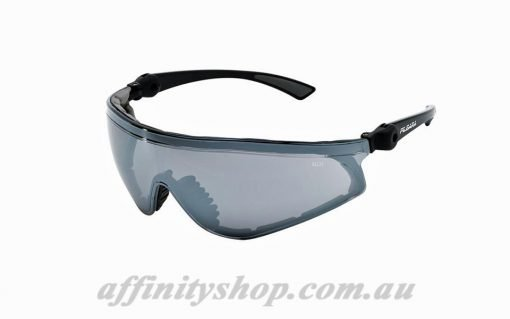 mack pilbara safety glasses smoke lens dust guard 3m tape