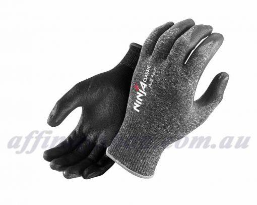 Ninja multi Foam Nitrile Work Gloves