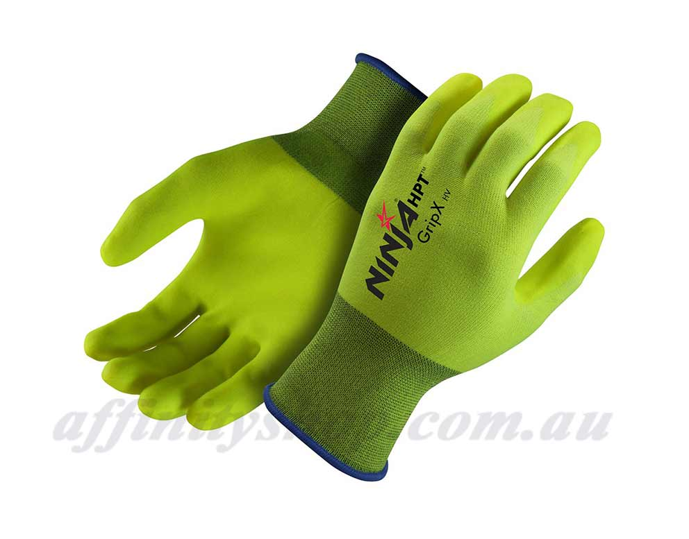 Ninja HPT Hi Work Gloves P4001HV