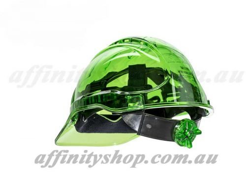 ratchet hard hats australian made clearview