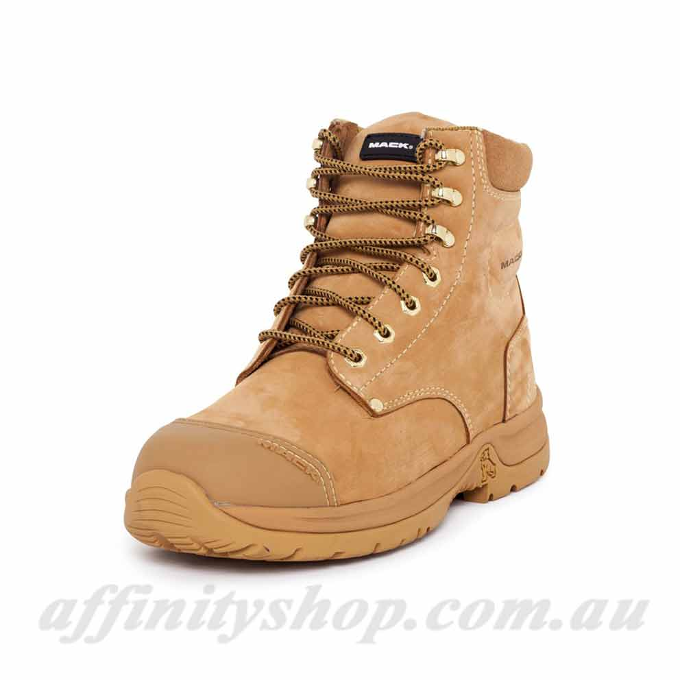 mack chassis work boots m-wrap range mkchassis