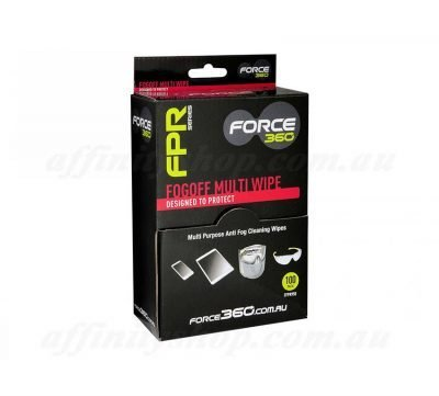 anti fog multi wipes force360 efpr950