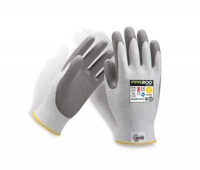 titanium cut 3 work gloves force360 fpr200 glove cut rated
