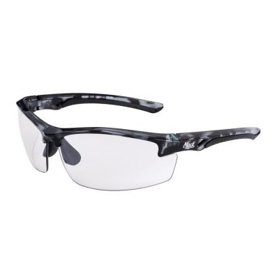 mack force clear lens safety glasses me522