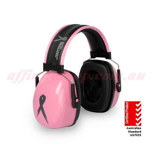 nbcf zero pink earmuff 32db NBCF61H