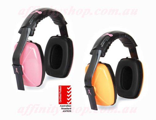 nbcf zero earmuffs 29db hearing protection