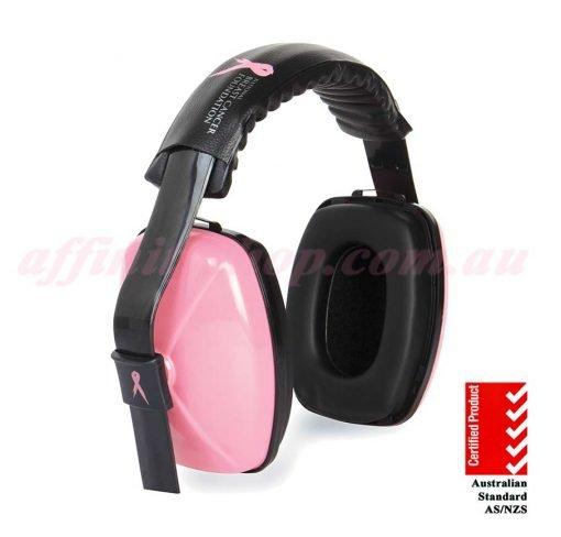 nbcf zero earmuffs 29db pink nbcf63h