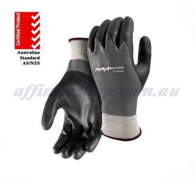 ninja dry guard liquid proof gloves NIDRYGARD