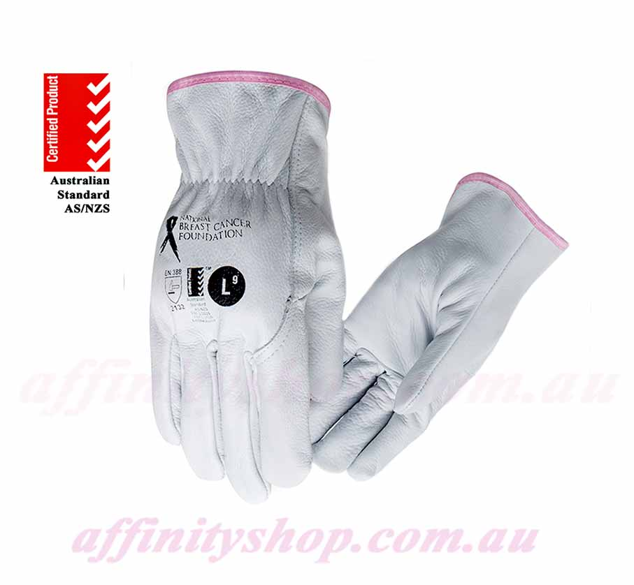 nbcf leather riggers gloves certified full leather rigger nbcf09g