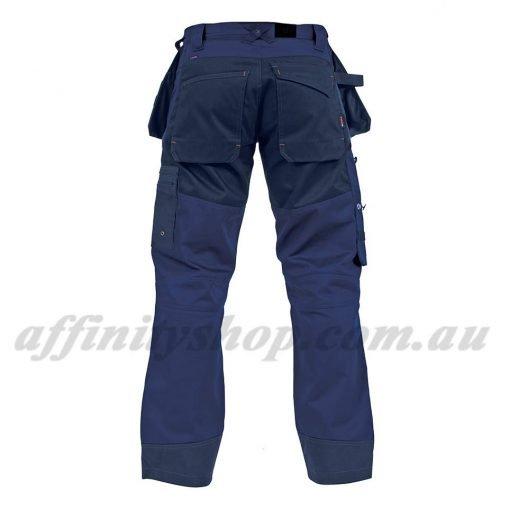 craftsman work pants twz cargo trousers endura multipocket tcbpc-nav