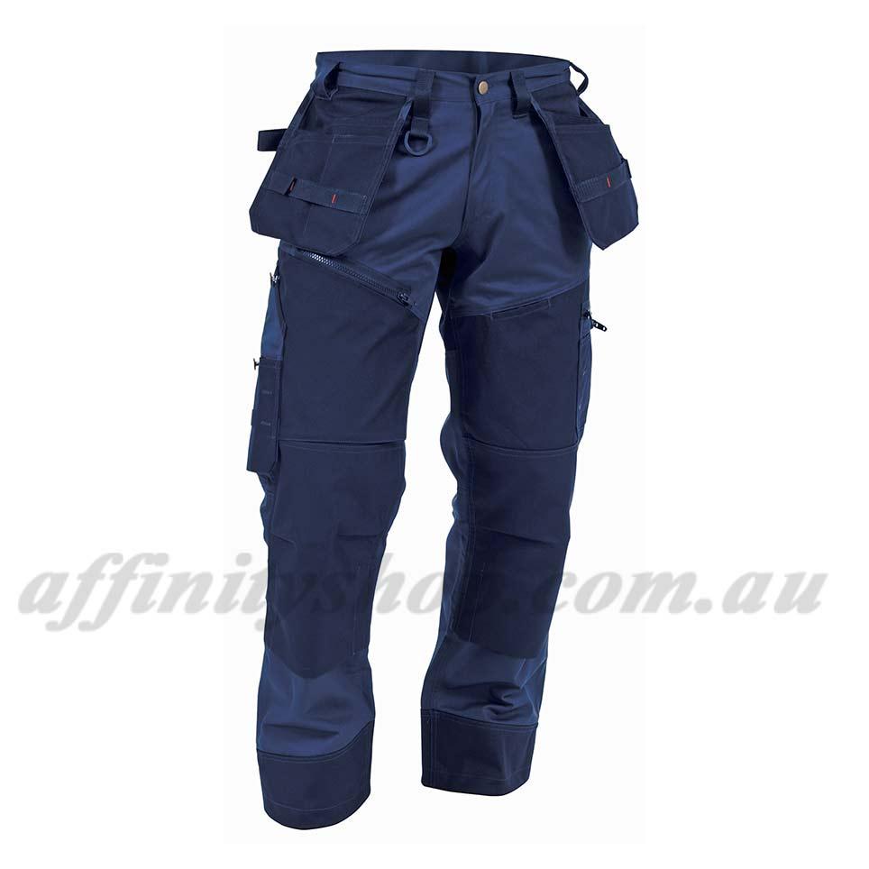 craftsman work pants multipocket twz trousers tcbpc navy
