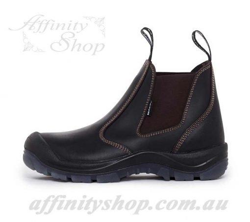 mack piston leather work boots safety footwear mkpiston