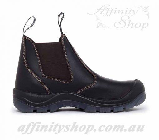 mack leather work boot piston mkpiston