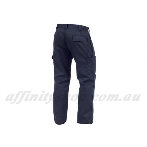 cargo work pants twz navy industry trousers trbcocg-nav