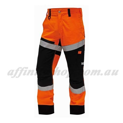 twz craftsman work pants ripstop orange tnbcolwrs trousers