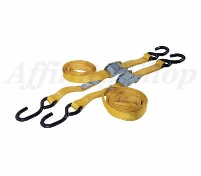 beaver cam buckle tie down set 25mm x 2m 250kg mbt020
