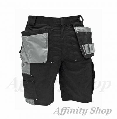craftsman work shorts twz multi pocket tradie cargo short scbpc-cha
