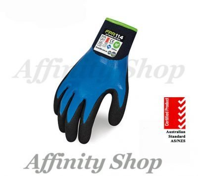 force360 winter wet repel gloves fpr114 thermal agt