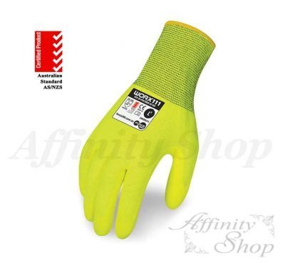 force360 eco bi polymer work gloves gworx111