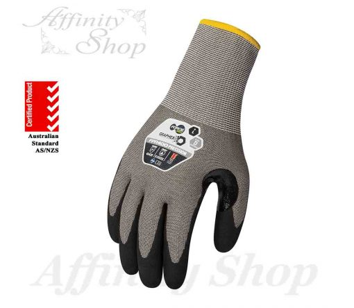 force360 graphex precision work gloves fpr400
