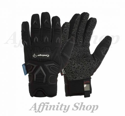contego chillagoe winter gloves with impact protection cochlmech