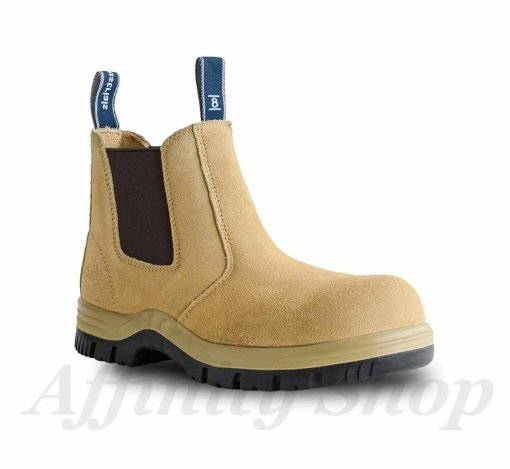bata mercury work boots suede leather