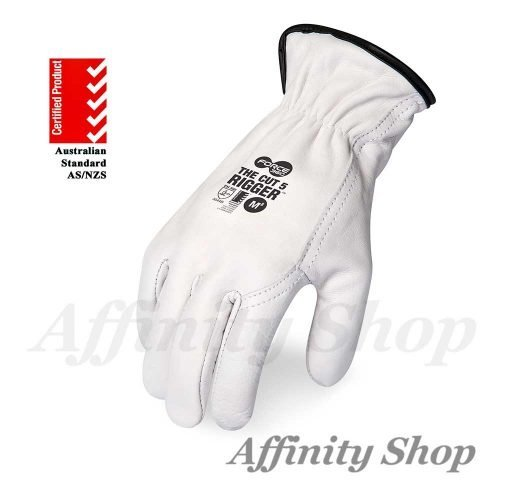 force360 certified cut 5 rigger gloves workx605