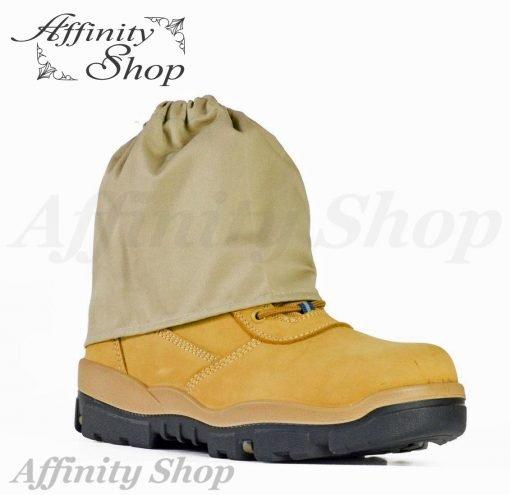 bata boot protectors over boot sock covers khaki