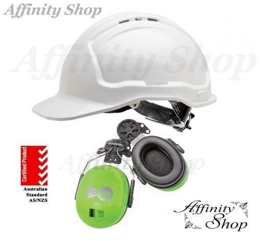 hard hat earmuff combo force360 wave earmuffs