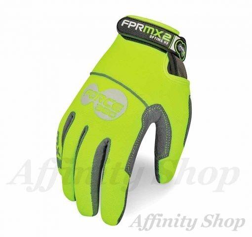 force360 optima hi vis gloves fprmx2