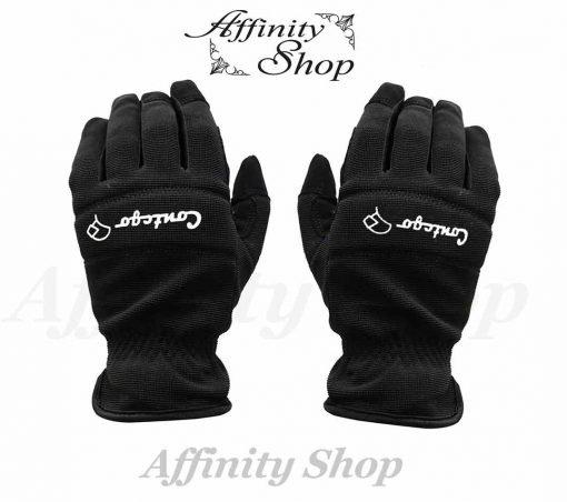 contego versadex black work gloves