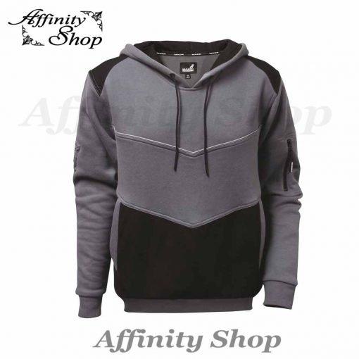 mack alloy fleece hoodie mkalh0001
