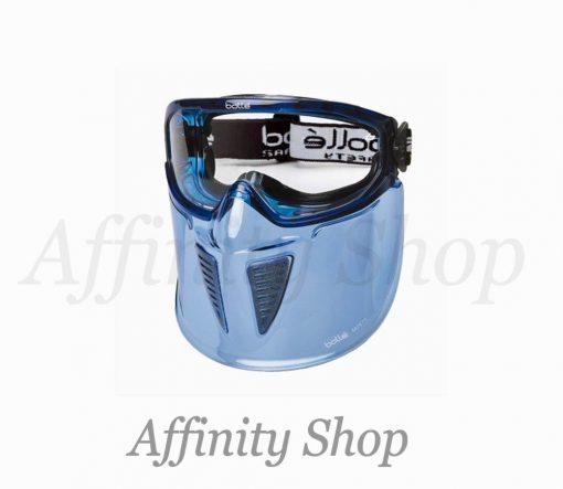 bolle blast visor goggle clear lens 1669203