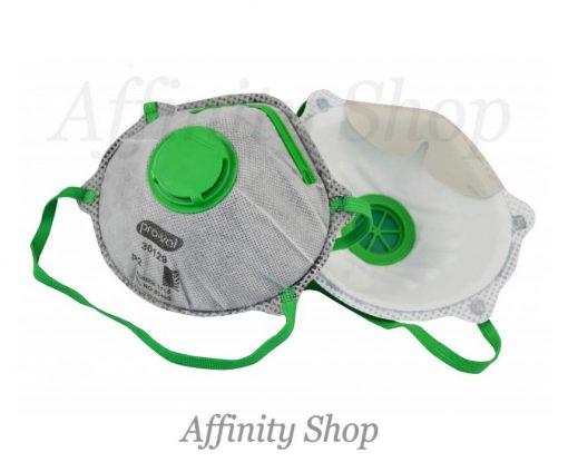 p2 valved carbon respirators proval 30129