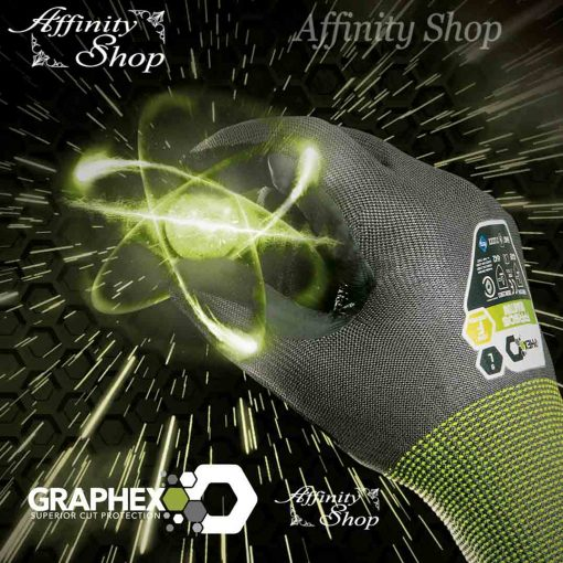 graphex quantum cut gloves by force360