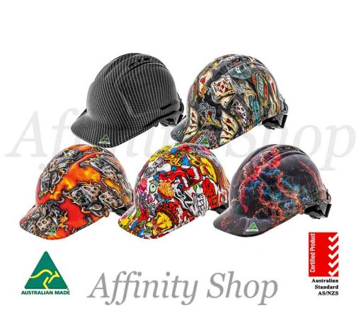 hydro dip hard hats force360 ratchet