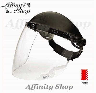 bolle sphere safety visor clear 1652518